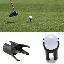 Schwarz Golfball Pick Up abholer Retriever Tool für Putter-Griff Collector HOT·