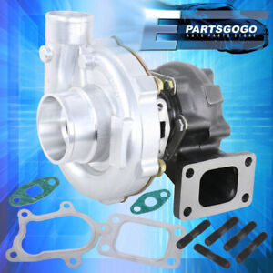 T3/T4 T04E T3 Turbo Charger .63 A/R Turbine Civic Universal Turbocharger