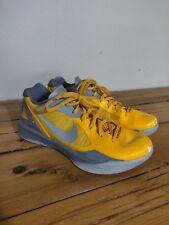 cd8b543b5286 New ListingNike Zoom Hyperdunk 2011 LW PE 487637-700 Yellow Basketball  Shoes - Men s 10.5