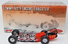 GMP Tommy Ivo 4 Engine Dragster Diecast 1:18 Scale G1800809 Rare Model