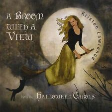 Kristen Lawrence - Broom with a View: From Halloween Carols [New CD]