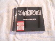 "Big Ball ""Hotter than hell"" 2010 cd AFM Records Krokus AC/DC"