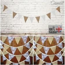 Fabric Wedding Party Banners, Buntings & Garlands