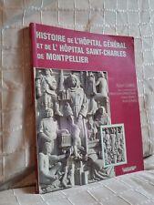 histoire de l'hôpital général et de Saint-Charles de Montpellier par Dumas