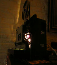 Bauer Royal T60 Super8 Stereo Projector  24 FPS Only