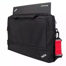 New Lenovo Thinkpad Essential Topload Black Case Laptop Bag Carrying Case 15.6in