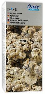 Biorb Genuine Ceramic Media 450g Aquarium Fish Tank Biological Stones Substrate
