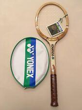 YONEX COUGUSS 7200 - 4 1/2 (P.Fleming) Racchetta Tennis Racket vintage In legno