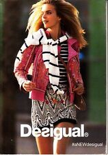 Desigual Global Traveller Collection Spring 2017 Fashion Catalog Look Book