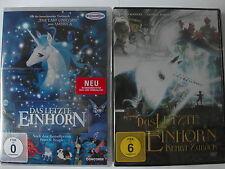 Das letzte Einhorn - ... kehrt zurück - Unicorn Sammlung Paket, Trickfilm Kinder