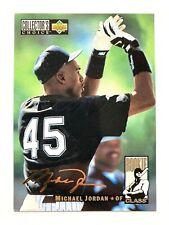 MICHAEL JORDAN 1994 Collector's Choice GOLD Signature Rookie RC #661 RARE INSERT