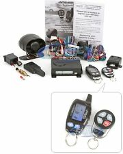 NEW! Excalibur AL-1510-EDP 2-Way Keyless Entry Car Alarm Vehicle Security System