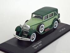 Isotta Fraschini Tipo 8 1930 Light Green / Dark Green 1 43 Model Wb101 Whitebox