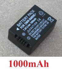 Akku 1000mah Typ DMW-BMB9 DMW-BMB9E für Panasonic lumix DMC-FZ150K