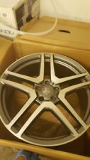 Aluminium AMG Wheels with Tyres 5 Number of Studs