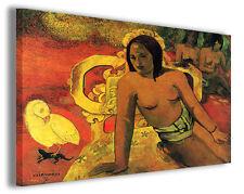 Quadri famosi Paul Gauguin vol XXI Stampa su tela arredo moderno arte design