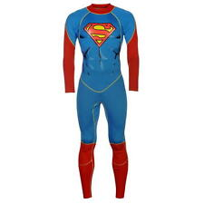 DC Comics Character SUPERMAN Wetsuit SIZE small