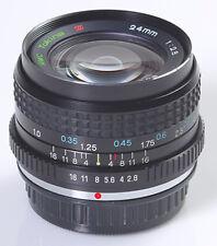 OBJECTIF PENTAX K : TOKINA 2,8/24mm RMC PENTAX K