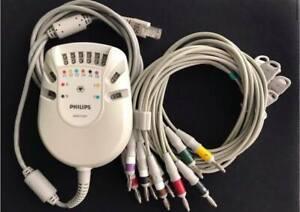 Philips Module & Lead Cables (98980313009) PageWriter Trim I,II, & III ECG EKG