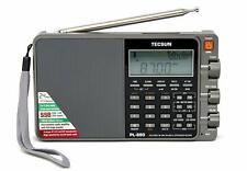 Used Tecsun PL880 PLL Dual Conversion AM FM Shortwave Portable Radio PL-880