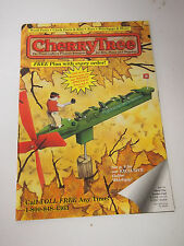 CHERY TREE MINITURES CATALOG IDEAS 1998 FALL CATALOG