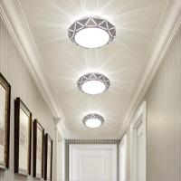 Modern Acrylic LED Ceiling Light Chandelier Fixture Aisle Hallway Pendant Lamp