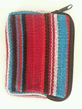 TP2 TIBETAN PURSE NEPAL: Handcrafted Cute Coin Cash Cotton Bag Perfect Gift