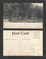 1910s No. 29 A VIEW OF SOUTH PARK CRESTON IOWA POSTCARD