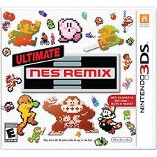 Ultimate Nes Remix Nintendo For 3Ds 2E