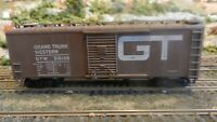 Athearn BB 40' Boxcar, Grand Trunk Upgraded, Exc