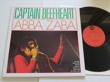 CAPTAIN BEEFHEART   Abba Zabba  Vinyl: mint/ Cover: min- TOPCOPY