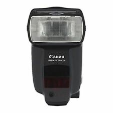 Near Mint! Canon Speedlite 580EX II Flash for Canon - 1 year warranty