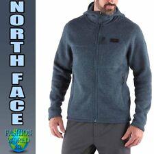 The North Face Men's Size XL Gordon Lyons Full Zip Hooded Jacket Fleece Blue