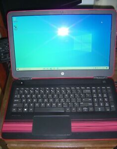 Complete HP  Pavilion 15-aw005cy Laptop AMD A9-9410, 6GB - Possible H/W Issue