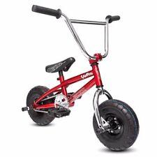 Biciclette rosso per bambina