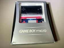 Nintendo Game Boy GameBoy Micro Handheld Console New In Box