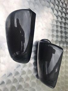 Audi A3 (2003-2007) Carbon Fibre Door Mirror Covers