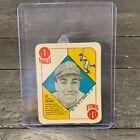 1951 Topps Red Backs Baseball Cards 51
