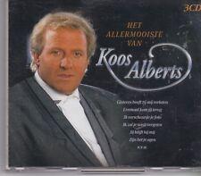 Koos Alberts-Het Allerbeste Van 3 cd album boxset