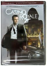 Casino Royale - DVD - 2 Disc Widescreen Edition - Special Features - 2006 - New