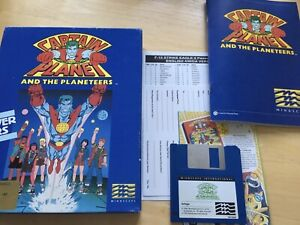 Captain Planet Amiga Game! Look In The Shop!