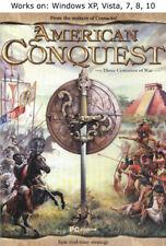 American Conquest + Fight Back PC Game Windows XP Vista 7 8 10