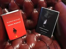 Cormac McCarthy No Country For Old Men + The Stonemason First Editions