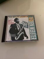 Ben Webster Stormy Weather CD Like New Free P&p