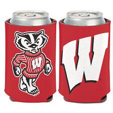 University of Wisconsin Badgers Can Cooler 12 oz. Koozie