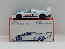 Tomica Nissan Diecast Racing Cars