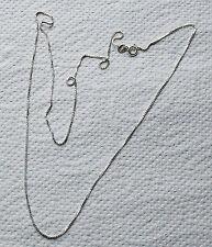 Silber Kette Venezia  50 cm lang  925/1000 Silber
