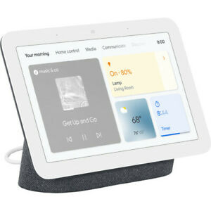 Google Nest Nest Hub 2nd Generation, Charcoal - (GA01892-US)