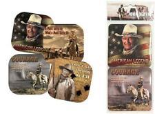 John Wayne Coasters, Set of 4