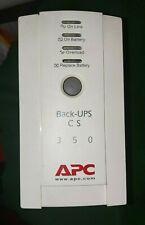 APC Back-UPS CS 350 Power back up anti surge